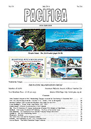 The July 2016 issue of Pacifica