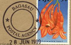 Stamp and cancel