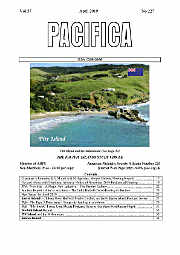 The April 2019 issue of Pacifica